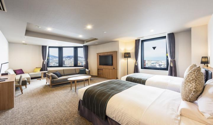 【CANAL VIEW】Executive Twin Room
